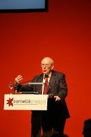 """Michel Camdessus: """"hi ha una necessitat urgent de canviar el nostre model de consumir i de produir"""""""