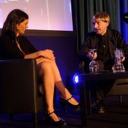 Face to face: Silvia Leal vs Neil Harbisson