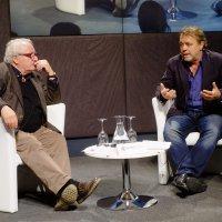 Face to face: Javier Reverte i Paco Nadal